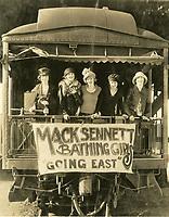 1920 Mack Sennett's bathing beauty girls