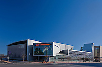 DC and Virginia Architectural Photographer Exterior Imgage of Montgomery College Cultural Arts Center