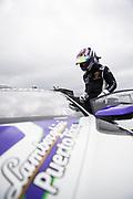 May 21-23, 2021. Lamborghini Super Trofeo, Circuit of the Americas: Start of race 2, 29 Victor Gomez, Change Racing, Lamborghini Charlotte, Lamborghini Huracan Super Trofeo EVO