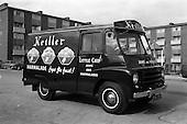 1962 - Keillers van at William and Woods