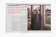Sir Martin Rees for NRC Handelsblad Newspaper Magazine, Netherland