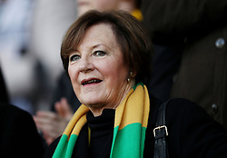 File photo dated 05/03/16 of Delia Smith, who has been made a Companion of Honour in the Queen's Birthday Honours List.