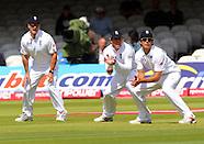 Cricket - England v Bangladesh 1st Test D2