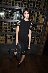 """Model LIBERTY ROSS at a party and exclusive private view of 'Naked Portrait With Reflection"""" by Lucian Freud hosted by Christie's held at 17 Berkeley Street, London on 17th June 2008.<br /><br />NON EXCLUSIVE - WORLD RIGHTS"""