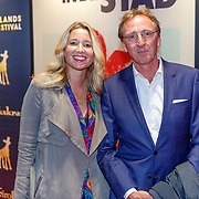 NLD/Utrecht/20180927 - Openingsavond Nederlands Film Festival Utrecht, Annejet van der Zijl en partner