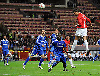 Cristiano Ronaldo Scores 1st goal<br /> Champions League Finale Manchester United FC - FC Chelsea <br /> <br /> Norway only