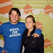 Perspresentatie nieuwe serie Nickelodeon, Eric van den Hoff en Dominique van Hulst, Do