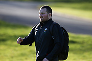 Ken Owens of Wales. Wales rugby team training session at the Vale Resort  in Hensol, near Cardiff , South Wales on Tuesday 20th February 2018.  the team are preparing for their next NatWest 6 Nations 2018 championship match against Ireland this weekend.   pic by Andrew Orchard