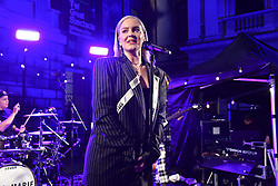 Singer Anne-Marie performing at the Royal Academy Of Arts Summer Exhibition Preview Party 2018 held at The Royal Academy, Burlington House, Piccadilly, London, England. 06 June 2018.