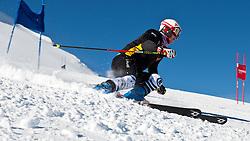 04.10.2010, Rettenbachferner, Soelden, AUT, Medientag des Deutschen Skiverband 2010, im Bild Gina Stechert. EXPA Pictures © 2010, PhotoCredit: EXPA/ J. Groder