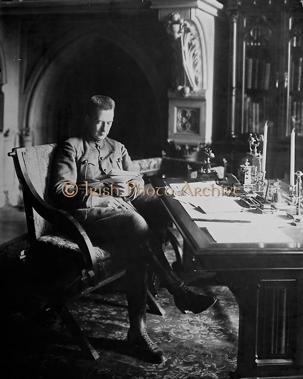 Alexander Feodorovich Kerensky (1881-1970) Russian revolutionary leader. Minister for war in 1917.