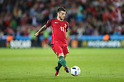 Vieirinha of Portugal, during the match against Austria, valid for the European Championship Group F 2016 in the Parc des Princes stadium in Paris on Saturday 18. The game ended 0 to 0.