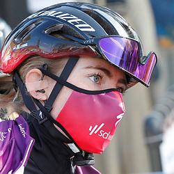 14-04-2021: Wielrennen: Brabantse Pijl women: Overijse: Demi Vollering