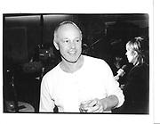 Mike Radford The Postman Party. © Copyright Photograph by Dafydd Jones 66 Stockwell Park Rd. London SW9 0DA Tel 020 7733 0108 www.dafjones.com