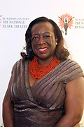 New York, NY-June 14: Barbara Askins, President & CEO, 125th Street Business Improvement District attends the 2017 Teer Spirit Awards Gala held at the National Black Theater  on June 14, 2017 in Harlem, New York City. National Black Theatre [NBT] was founded in 1968 in the heart of Harlem by the late Dr. Barbara Ann Teer, an award winning, visionary artist and entrepreneur. With a distinguished history of innovative work in its community, NBT is among the oldest Black Theaters in the country, and amongst the longest owned and operated by a woman of color. NBT is also a pioneer as the first to establish revenue generating Black art complex located at 2031 5th Avenue in Harlem, NY.  NBT's achievements reflect Dr. Teer's lifelong commitment to community service through the arts. She believed whole-heartedly in the power of Black Theatre to uplift, strengthen, and heal Black communities on a local and on a national level. (Photo by Terrence Jennings/terrencejennings.com)