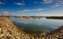 The marina at Pwllheli, North Wales, UK<br /> <br /> (c) Andrew Wilson | Edinburgh Elite media