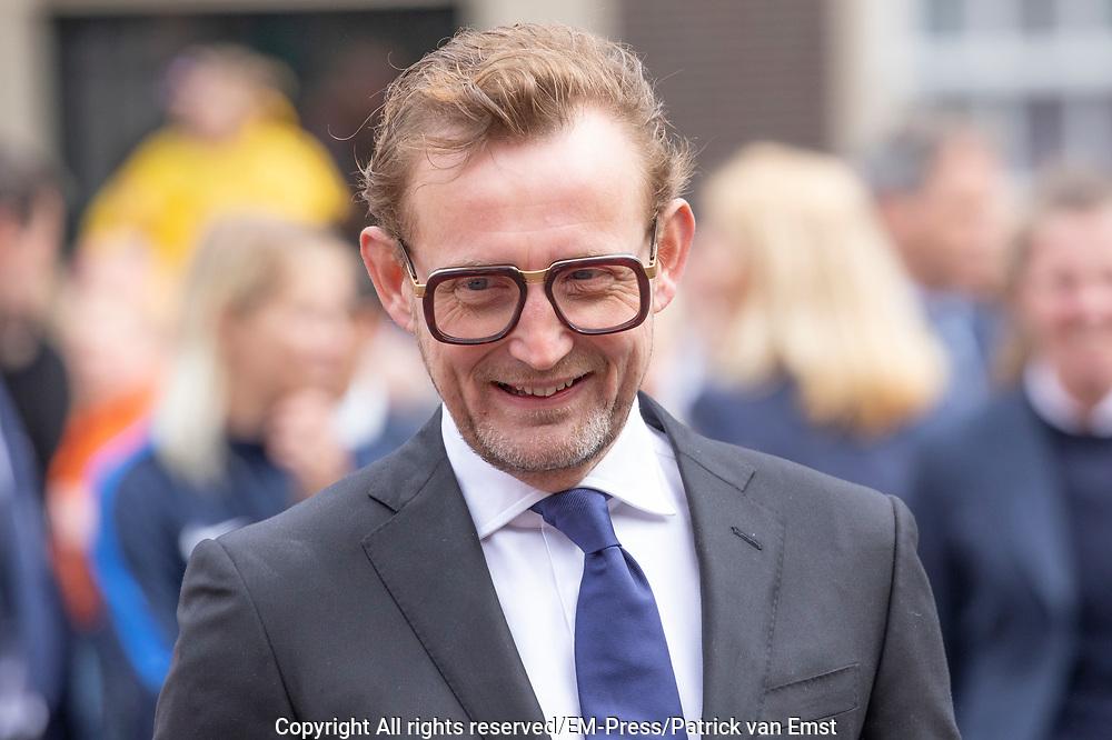Koningsdag 2019 in Amersfoort / Kingsday 2019 in Amersfoort.<br /> <br /> Op de foto: Prins Bernhard