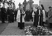 1968 - 29/01 Chester Beatty Funeral