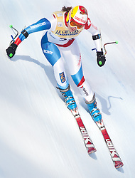 21.01.2011, Tofana, Cortina d Ampezzo, ITA, FIS World Cup Ski Alpin, Lady, Cortina, SuperG, im Bild Nadja Kamer (SUI, #24) // Nadja Kamer (SUI)  during FIS Ski Worldcup ladies SuperG at pista Tofana in Cortina d Ampezzo, Italy on 21/1/2011. EXPA Pictures © 2011, PhotoCredit: EXPA/ J. Groder