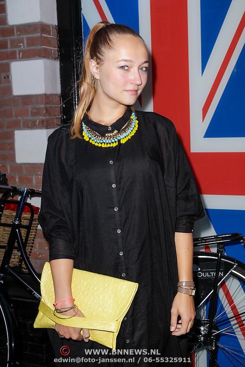NLD/Amsterdam/20120905- Opening Thimothy Oulton shop Amsterdam, Caroline Spoor