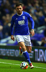 Harlee Dean of Birmingham City - Mandatory by-line: Robbie Stephenson/JMP - 06/02/2018 - FOOTBALL - St Andrew's Stadium - Birmingham, England - Birmingham City v Huddersfield Town - Emirates FA Cup fourth round proper