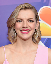 February 20, 2019 - Hollywood, California, U.S. - Kara Killmer on the carpet at the NBCUniversal Mid Season Press Junket at Universal Studios. (Credit Image: © Lisa O'Connor/ZUMA Wire)