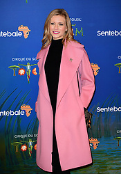 Rachel Reilly attending the premiere of Cirque du Soleil's Totem, in support of the Sentebale charity, held at the Royal Albert Hall, London.