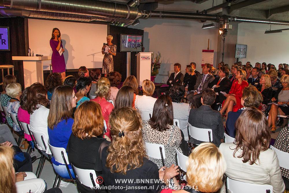 NLD/Eindhoven/20140623 - Koningin Maxima bij bijeenkomst Kracht on Tour<br /> <br /> Queen Maxima attends the Power on Tour meeting in Eindhoven the Netherlands