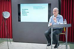 José Manuel Morán Costas, nascido na Espanha e naturalizado brasileiro. Possui graduação em Filosofia pela Faculdade Nossa Senhora Medianeira (1971), mestrado (1982) e doutorado em Ciências da Comunicação pela Universidade de São Paulo (1987). Foi professor de Novas Tecnologias na Universidade de São Paulo (aposentado). Professor, Pesquisador, Conferencista e Orientador de Projetos de transformação da Educação com metodologias ativas e modelos híbridos. FOTO: Jefferson Bernardes/ Agência Preview
