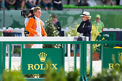 Jeroen Dubbeldam, (NED) - Show Jumping Final Four - Alltech FEI World Equestrian Games™ 2014 - Normandy, France.<br /> © Hippo Foto Team - Jon Stroud<br /> 07/09/2014