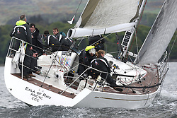 25th Anniversary of Kip Regatta<br /> <br /> - Yachting<br /> <br /> Class 1, Jamie McGarry and Colin Moore on Eala of Rhu ( GBR 7745 ) a Swan 45