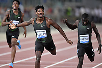 Fred KERLEY USA winner 400m Men <br /> Roma 31-05-2018 Stadio Olimpico  <br /> Iaaf Diamond League Golden Gala <br /> Athletic Meeting <br /> Foto Andrea Staccioli/Insidefoto