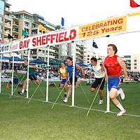 120m Under 18 Junior Bay Sheffield final