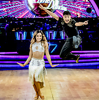 Karim Zeroual & Amy Dowden during Strictly Come Dancing - The Live Tour at Arena Birmingham,King Edwards Road,Birmingham