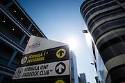 October 8, 2015: Russian GP 2015: Russian GP paddock atmosphere