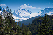 View of Whistler Mountian
