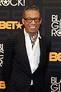 April 1, 2016- Newark, NJ: United States- Designer B. Michaels attend the 2016 Black Girls Rock Red Carpet Arrivals held at NJPAC on April 1, 2016 in Newark, New Jersey. Black Girls Rock! is an annual award show, founded by DJ Beverly Bond, that honors and promotes women of color in different fields involving music, entertainment, medicine, entrepreneurship and visionary aspects.   (Terrence Jennings/terrencejennings.com)