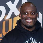 NLD/Rotterdam/20200224 - Stare down Boxing Influencers 2020,  Melvin Manhoef