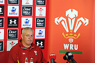 030915 Wales rugby press conference
