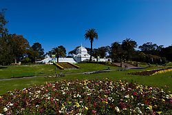 California: San Francisco. Conservatory of Flowers in Golden Gate Park.  Photo copyright Lee Foster. Photo #: 23-casanf78773