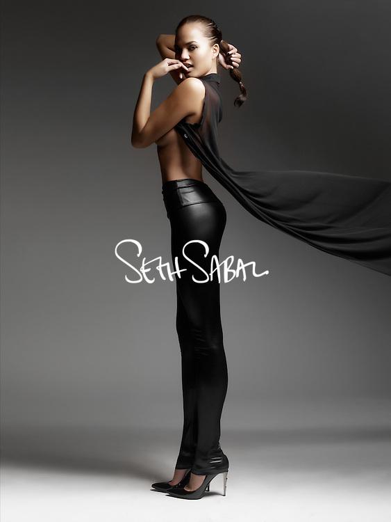Chrissy Teigen by Seth Sabal