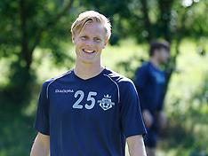 04 Jul 2017 FC Helsingør Træning