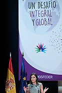 030519 Queen Letizia Attends the Rare Diseases World Day Event