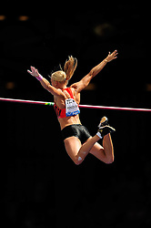 04.06.2011, Eugene, USA, Prefontaine Classic Track Meet, im Bild Anna Rogowska (POL) wins the women's pole vault with a vault of 4.68 meters at the Prefontaine Classic Track and Field meet at Hayward Field in Eugene, Oregon. June 4, 2011..