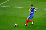 Olivier Giroud (FRA) during the 2017 Friendly Game football match between France and Wales on November 10, 2017 at Stade de France in Saint-Denis, France - Photo Stephane Allaman / ProSportsImages / DPPI