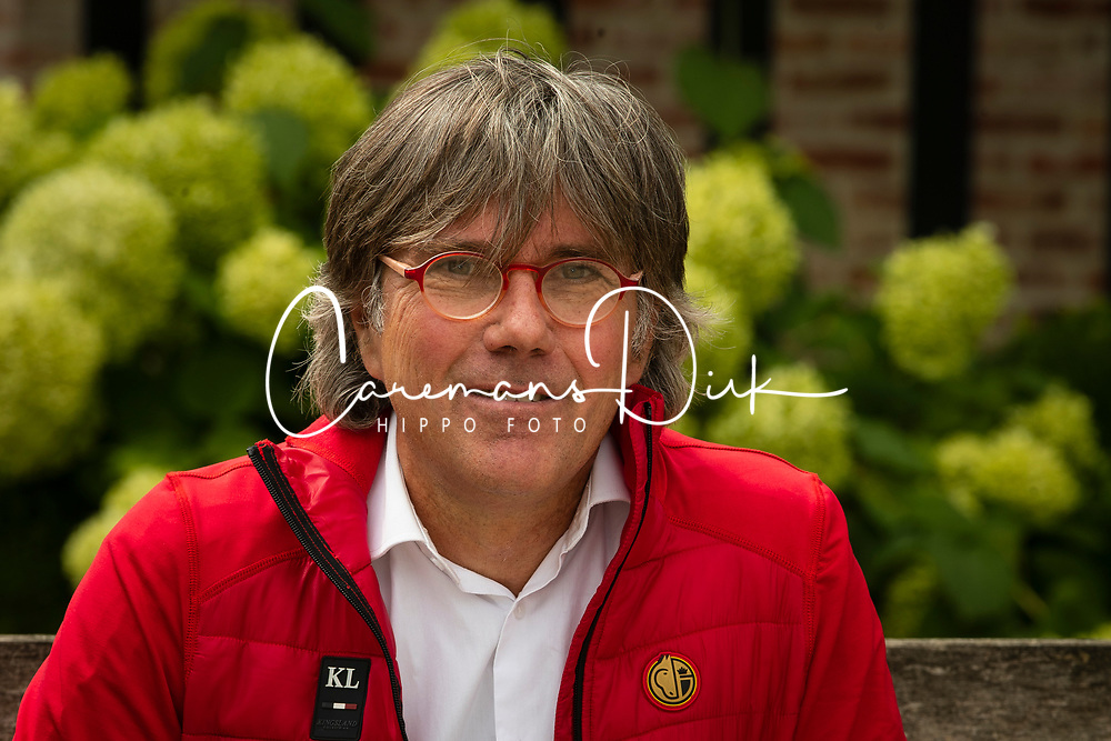 Arnould Pierre, BEL, chef d'equipe <br /> Team Belgium Endurance 2019<br /> © Hippo Foto - Dirk Caremans<br /> 06/08/2019