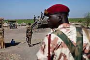 SPLA on the border