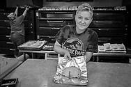 Taylor at Dobber's Pasty Shop Escanaba, MI