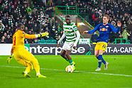 Celtic v Leipzig 081118