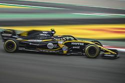 May 13, 2018 - Barcelona, Catalonia, Spain - CARLOS SAINZ JR. (ESP) drives during the Spanish GP at Circuit de Barcelona - Catalunya in his Renault RS18 (Credit Image: © Matthias Oesterle via ZUMA Wire)